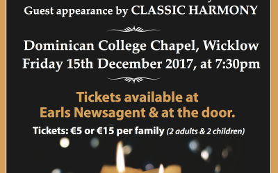 WCS Carol Concert – 15th December