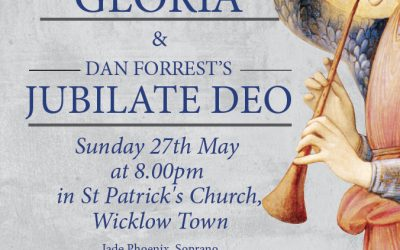 Wicklow Choral Society's May concert was a resounding success!