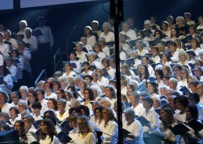 Female choristers