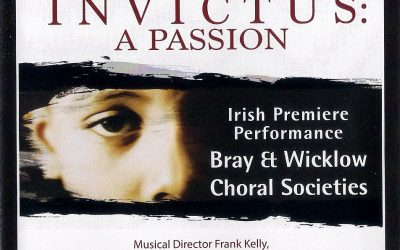 A music excerpt from our recording of Invictus: A Passion